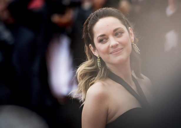 "Marion Cotillard attends the screening of ""La Belle Epoque"""