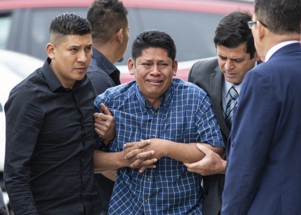 Arnulfo Ochoa, the father of Marlen Ochoa-Lopez,
