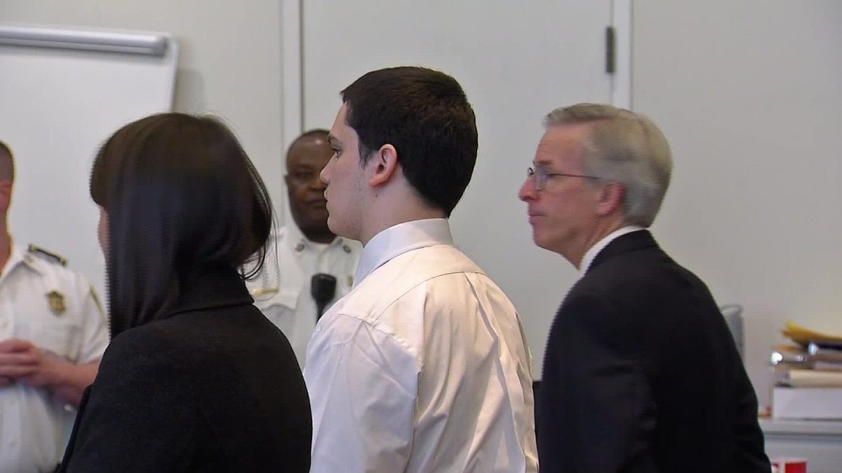 A jury found 18-year-old Mathew Borges of Lawrence, Massachusetts, guilty of first-degree murde
