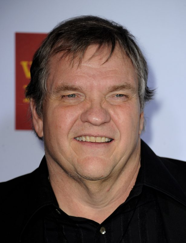 Singer Meat Loaf arrives at the 22nd Annual GLAAD Media Awards