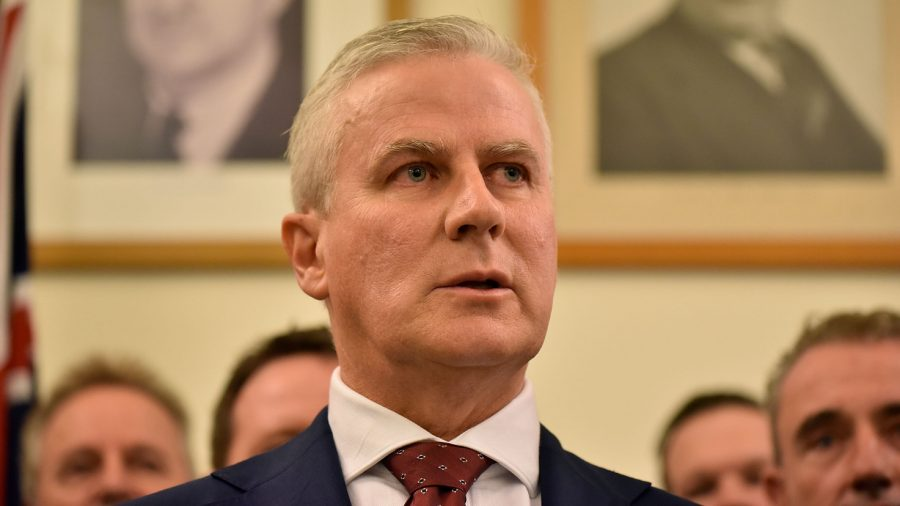 Michael McCormack Re-Elected Leader of Australia's Nationals Party