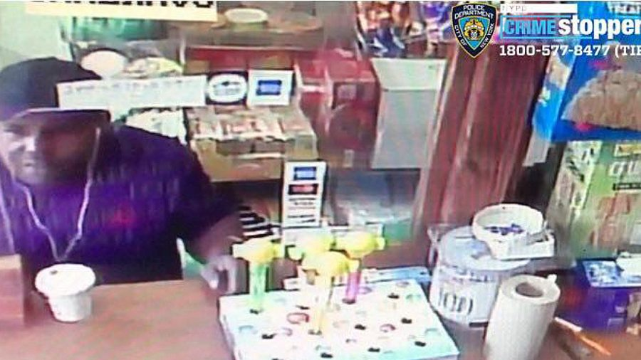 NYC Store Owner Makes Emotional Plea to Help Find Man Who Stole $4,000