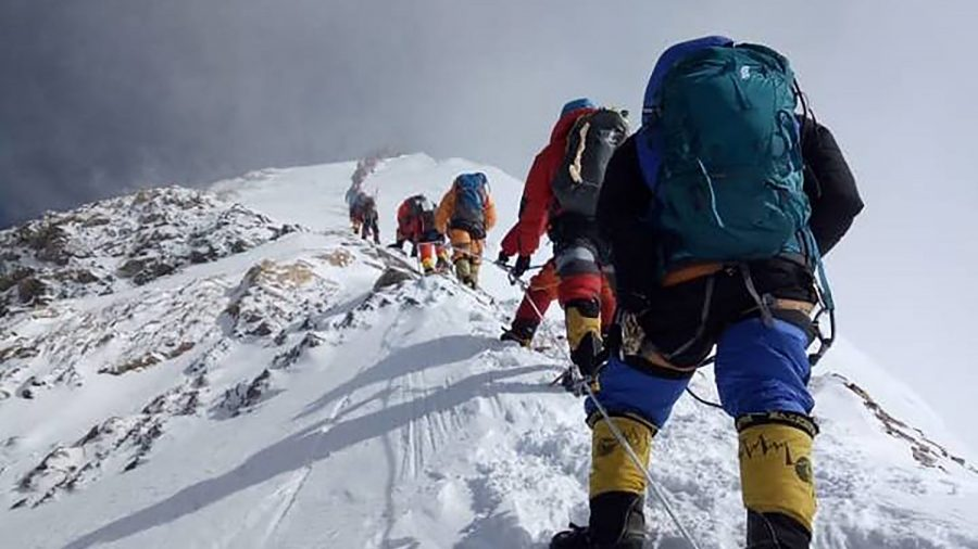 'Dream of Everest' Claims life of Another Climber