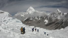 Eleven Deaths in Two Weeks on Mount Everest Amidst Crowds