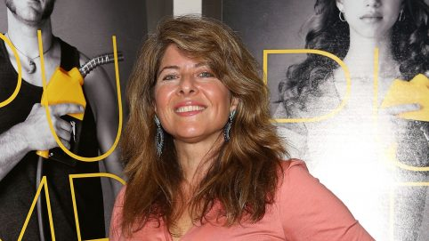 Feminist Author Naomi Wolf Called Out On-Air for Errors in New Book