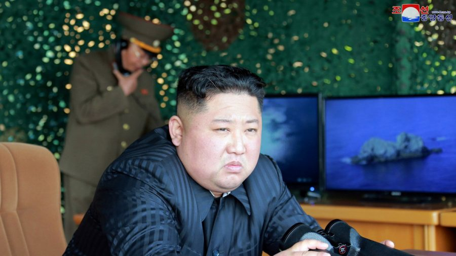 Kim Jong Un Oversees Missile Firing Drills, Tells Troops to Be Alert