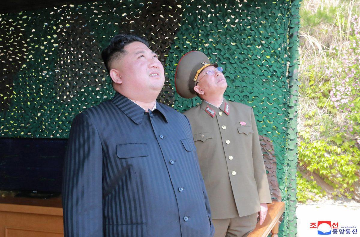 North Korean's Kim Jong Un