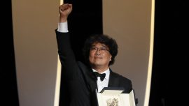 South Korean Movie 'Parasite' Won Cannes Film Festival Palme D'Or