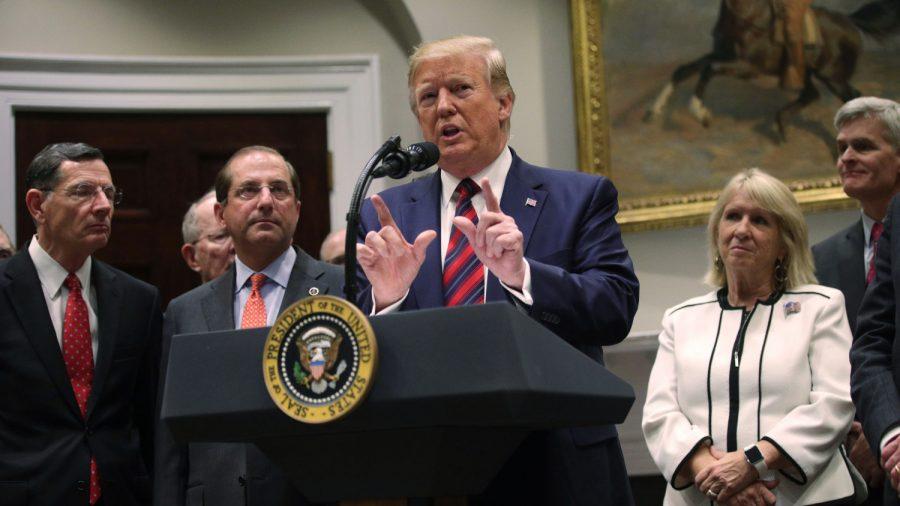 Trump Claims China Tariffs Help, Not Hurt US, Talks Still On