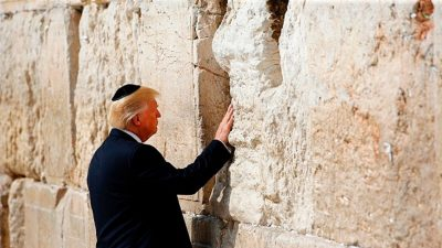 First Stage of Trump's Middle East Peace Plan to Encourage Investment in West Bank, Gaza