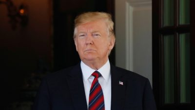 Trump Says He Does Not Want US War With Iran