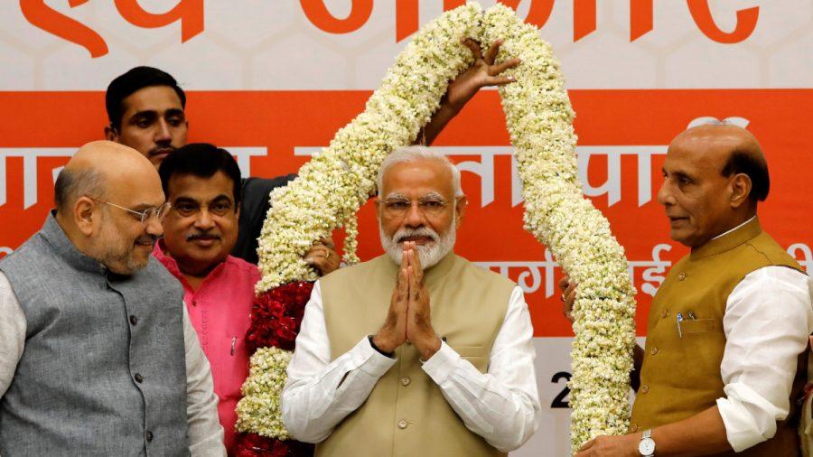 Prime Minister Modi's Second Term to Begin Thursday