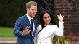 Prince Harry and Meghan Markle Welcome Baby Boy Into Royal Family