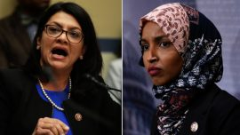 Ilhan Omar, Rashida Tlaib Defend Palestinians After Terrorists Attack Israel