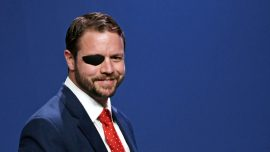 Dan Crenshaw Says Ocasio-Cortez Is 'Getting Bolder With Her Lies' About the Immigration Crisis