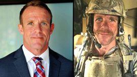 Trump Grants Pardons to 2 Military Members, Restores Rank to Navy SEAL Eddie Gallagher