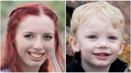 3-Year-Old Boy and Mother Missing for a Week, Police Ask for Help