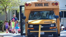 School Girl Dragged More Than 300 Feet After Backpack Got Stuck on School Bus