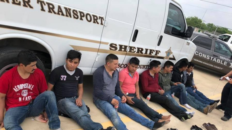 Driver Facing Possible Smuggling Charges After 16 People Found in Trailer in Texas
