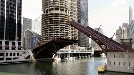 Two Dead After Trying to Jump a Raised Drawbridge