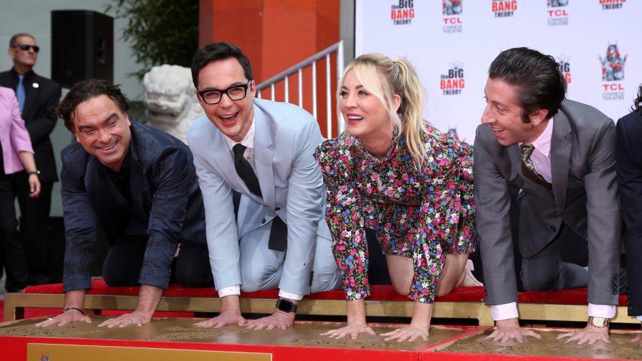Comedy 'Big Bang Theory' Makes Sentimental Farewell