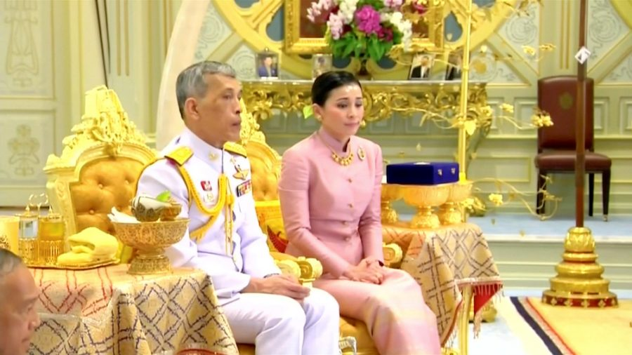 President Xi congratulates Thai King Maha Vajiralongkorn on his coronation