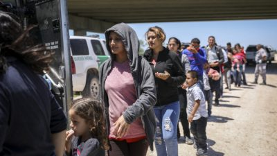 30 Percent of Suspected Illegal Alien Families Were Unrelated, DNA Tests Show