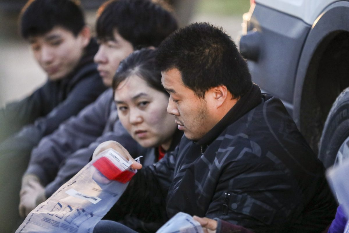 Border Patrol agents apprehend seven illegal immigrants