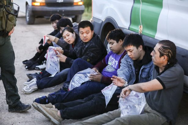 Border Patrol: Illegal Immigrants Pay Thousands of Dollars to Cross the Border