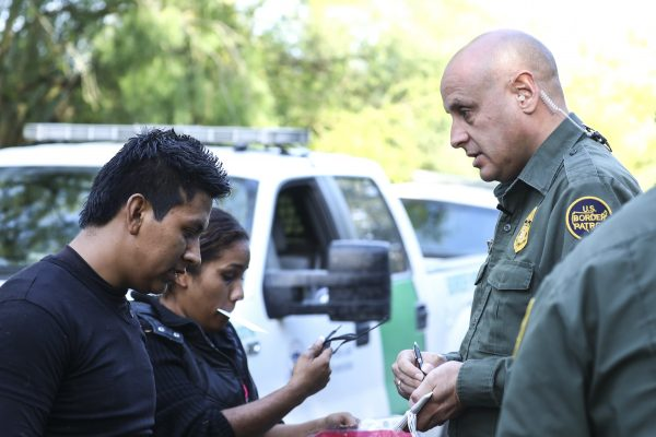 8 Hours With Border Patrol in Texas' Rio Grande Valley
