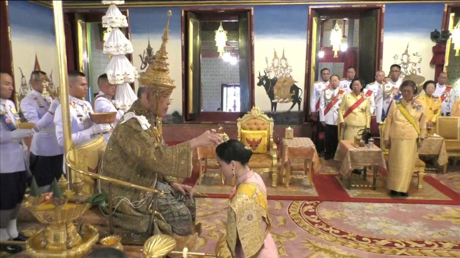 'I Shall Reign in Righteousness': Thailand Crowns King in Ornate Ceremonies
