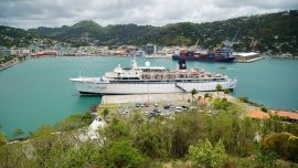 Scientology Cruise Ship to Remain Under Quarantine in Curacao