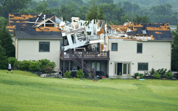Tornado Crushes Parts of Kansas, and 39 Million Are Still Under a Severe Weather Threat