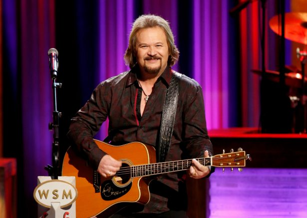"""Singer-songwriter Travis Tritt performs onstage during """"An Opry Salute to Ray Charles"""""""