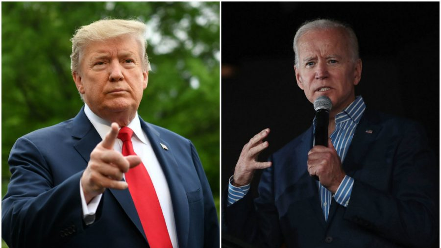 Trump Hits Biden For Switching Longheld Views: 'He Has Recalibrated on Everything'