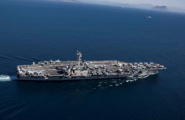 US Sends Assault Ship and More Missiles to Middle East Amid
