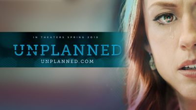 Pro-Life Movie 'Unplanned' Rejected by Canadian Theatres