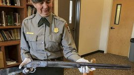 137-Year-Old Winchester Rifle Found in Nevada Has New Home