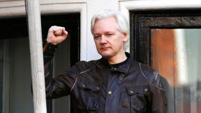 Sweden Reopens Assange Rape Investigation, to Seek Extradition