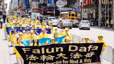 World Falun Dafa Day Parade in New York Promotes Truth, Compassion, and Tolerance