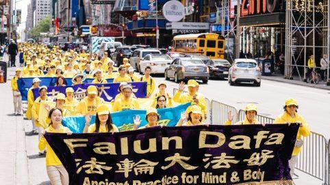 World Falun Dafa Day Parade in New York Promotes Truth, Compassion, and Tolerance