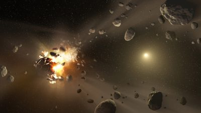 NASA Official Says We Can Expect a Major Asteroid Impact Every 60 Years: 'This Event Was Not Unique'