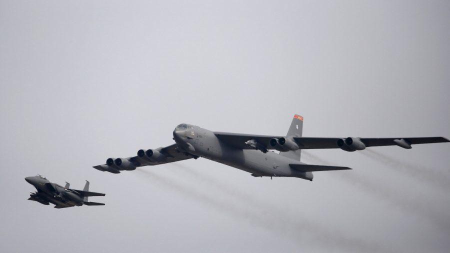 US B-52 Bombers Land in Persian Gulf Amid Iran Threat