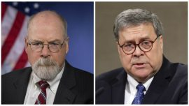 Durham's Broad Spygate Inquiry Looking at Private Actors, Barr Says