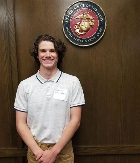 Student Who Tackled Colorado Gunman Planning To Join Marines