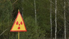 First Drone Survey Finds New Radiation Hotspots in Chernobyl's 'Red Forest'