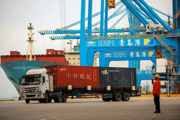 china shipment overseas