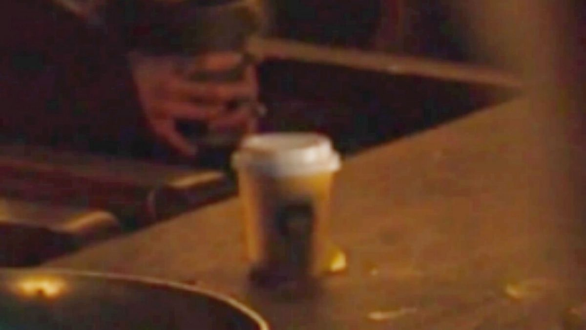 Starbucks cup in Game of Throne