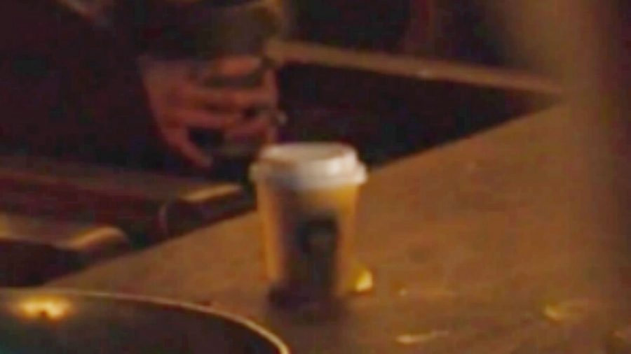Starbucks Cup Seen in 'Game of Thrones' Scene