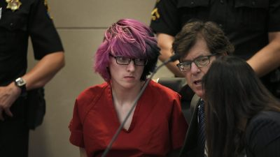 Colorado School Shooting Suspects Appear in Court to Face Murder, Other Charges